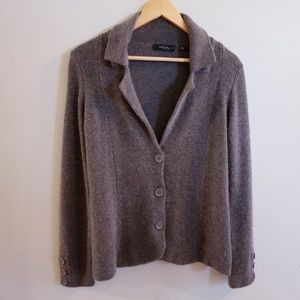 Saks Fithth Avenue cashmere cardigan